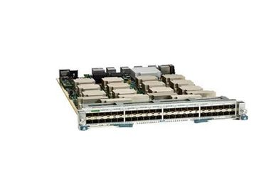 Çin N7K-F248XP-25E Cisco Nexus F2 Modülü, 48 Port Fiber 1 ve 10 Gigabit Ethernet Modülü Fabrika