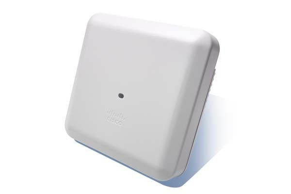 3 Spatial Streams Cisco Access Point Aironet 2800 Series AIR-AP2802I-A-K9 MU-MIMO 4x4